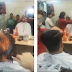 Crazy Creativity!! Meet The Indian Barber Who Cuts Men's Hair By Setting It On Fire (Photos)
