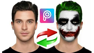طريقة تحويل صورتك إلى صورة جوكر