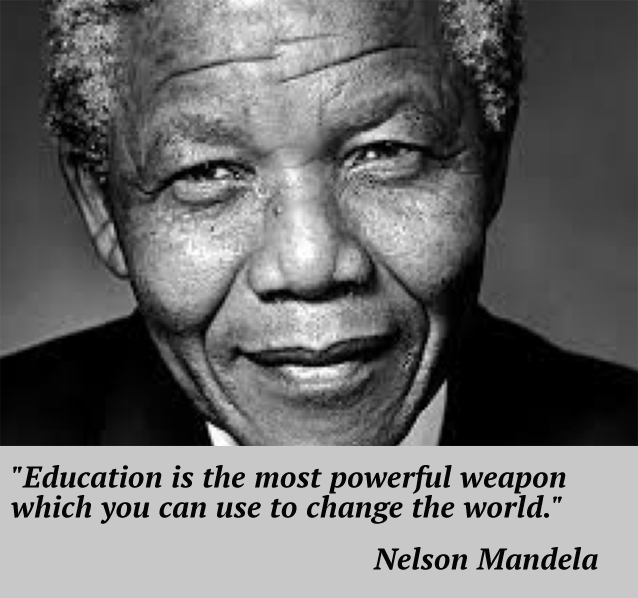 July 18th is Nelson Mandela Day
