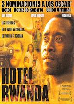 Quien Mueve Los Hilos Hotel Rwanda 2004