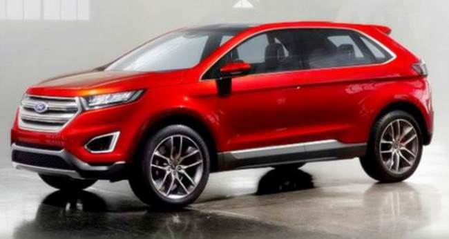2018 Ford Kuga Rumors Auto Review Release
