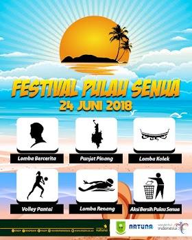 Festival Pulau Senua 2018