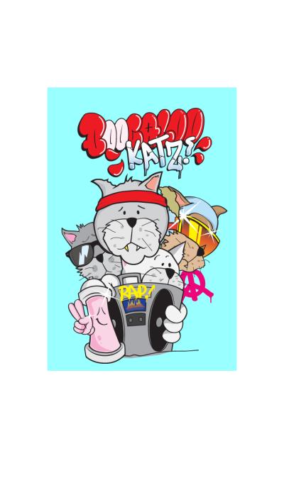 Boogaloo Rocker Katz