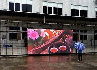 Cung cấp lắp đặt màn hình led p3 ngoài trời tại Kiên Giang