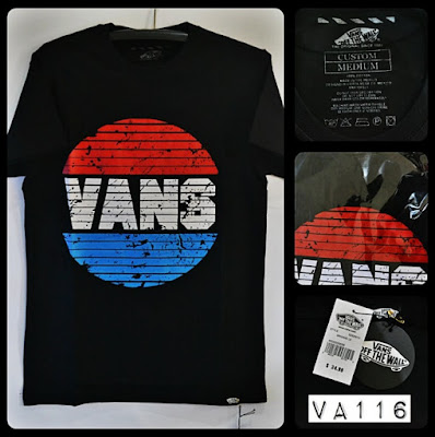 Kaos Distro Surfing Skate VANS Premium Kode VA116