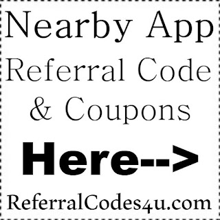 Nearby App By Groupon Referral Code 2021, Nearby App Sign Up Bonus, Nearby App Reviews