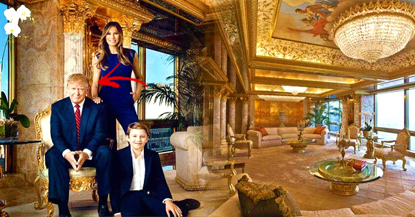 Donald Trump's Mansion is Better than the White House!