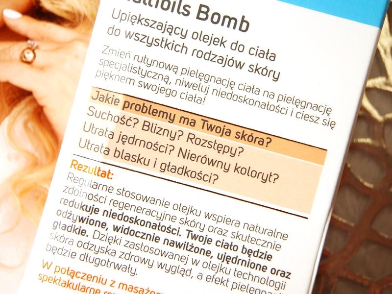 Evree olejek do ciała, Multioils Bomb