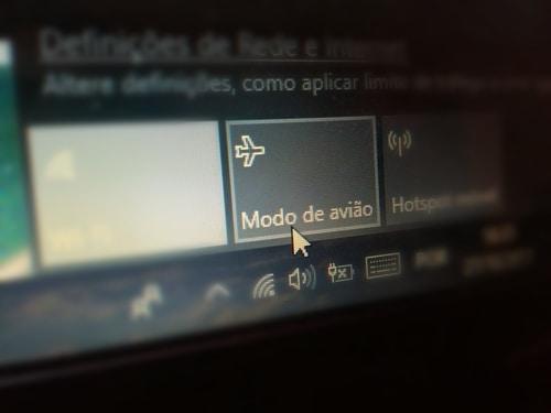 Resolver: Modo Avião não desativa no Windows 10