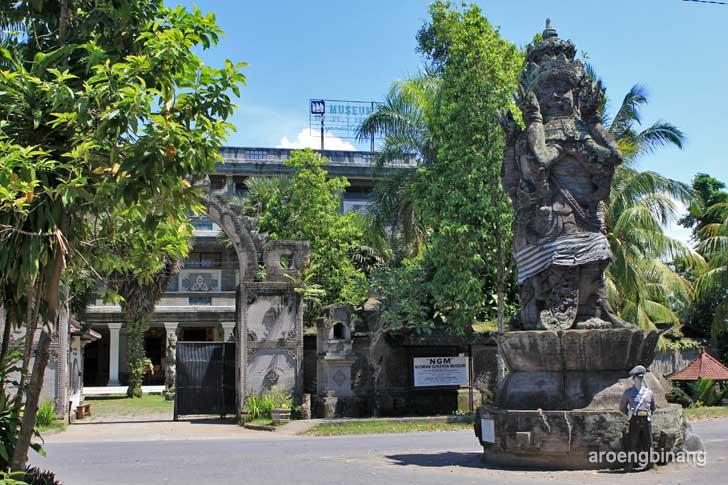 museum nyoman gunarsa klungkung
