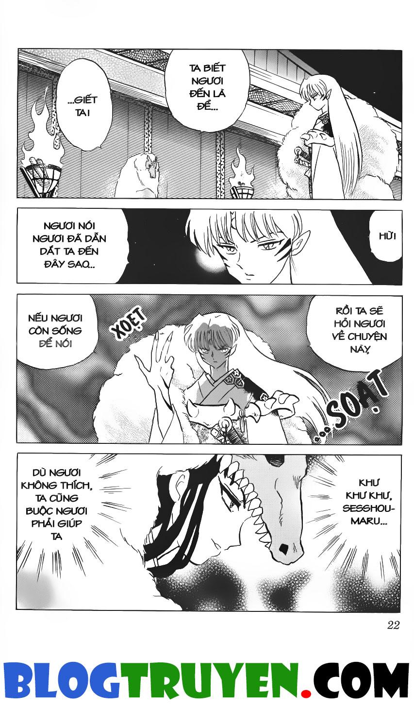 Inuyasha vol 23.1 trang 20