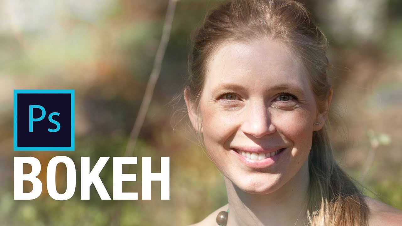 Create BOKEH overlays in Photoshop