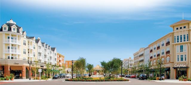 Dự án EB-5 quy hoạch tổng thể khu thị COTA VERA- dự án vàng cho nhà đầu tư
