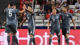 بث مباشر مباراة بايرن ميونخ وبنفيكا اليوم 27/11/2018 دوري ابطال اوروبا Bayern vs Benfica live