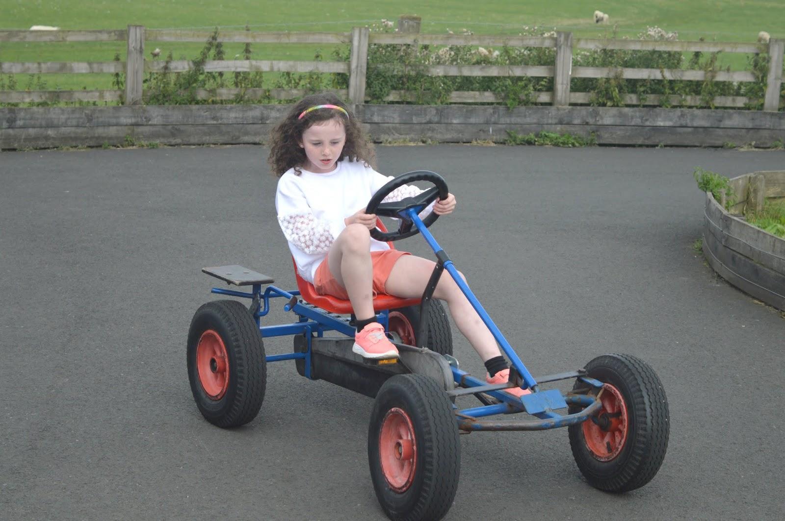 Whitehouse Farm, Northumberland - Go Kart