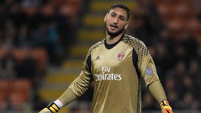 Tolak Perpanjang Kontrak Milan Kecewa Pada Donnarumma