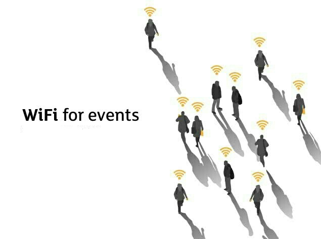 Getting Wi-Fi for your technology events