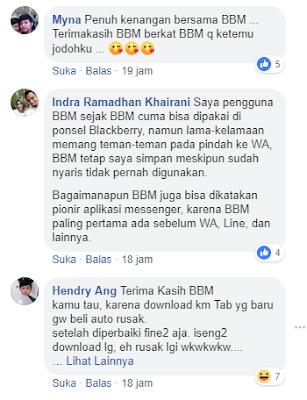 Curhatan Netizen Sebelum BBM Resmi Ditutup