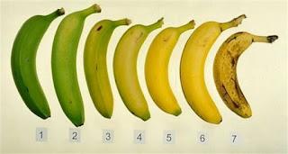 هل تعلمون أن فوائد الموز تتغير بتغير لونه؟ 67