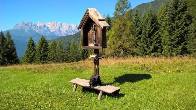 Diari di viaggio in montagna dolomiti venete