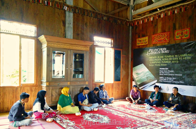 Jejak Tumbai di Lampung