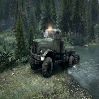 Spintires Game For PC