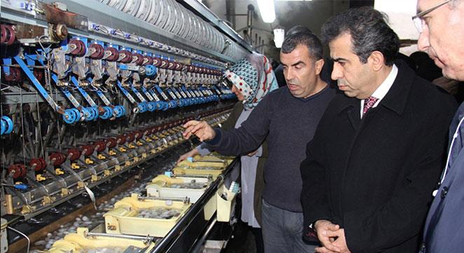 Diyarbakır ham ipek üretiminde merkez