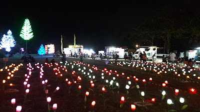 Nusadua Light Festival