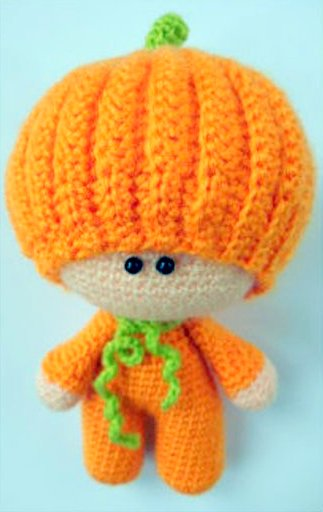 FREE with any halloween patterns | Amigurumi Crochet pattern ... | 512x323