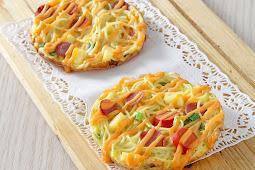 Lapar Nonton Bola Piala Dunia Di Malam Hari, Buat Pizza Mi Saja