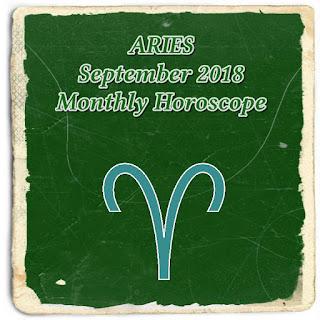 ARIES September 2018 Monthly Horoscope Free Reading