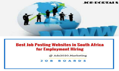 Best Job Posting Sites in South Africa for Employment Hiring