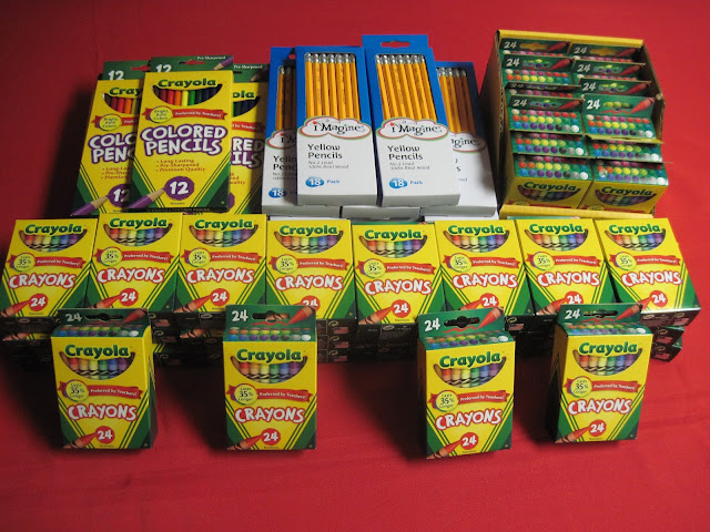 Dollar General deals for Operation Christmas Child shoebox packing.
