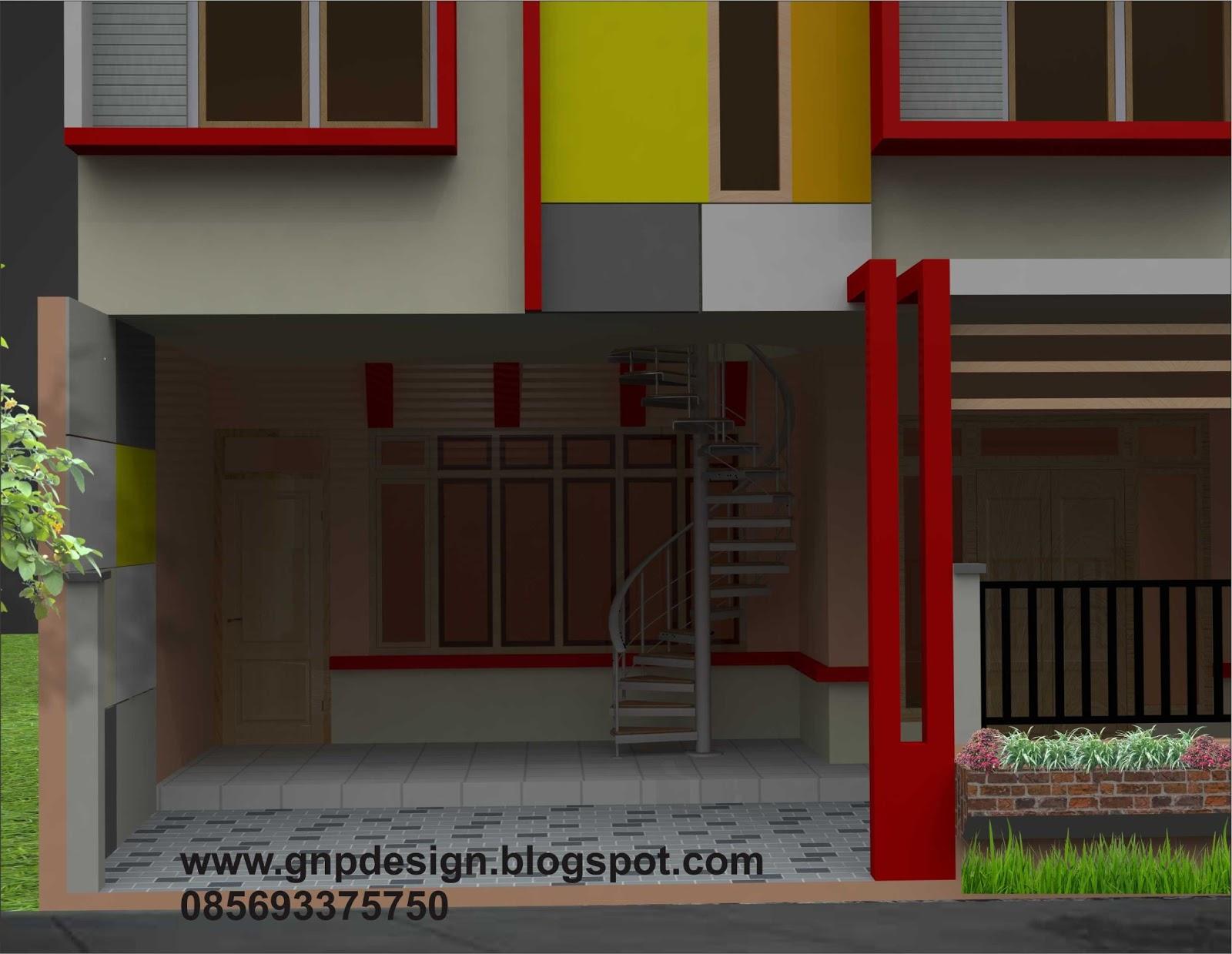 Gambar Desain Rumah Kontrakan Minimalis 2015 Murah Bekasi Gambar