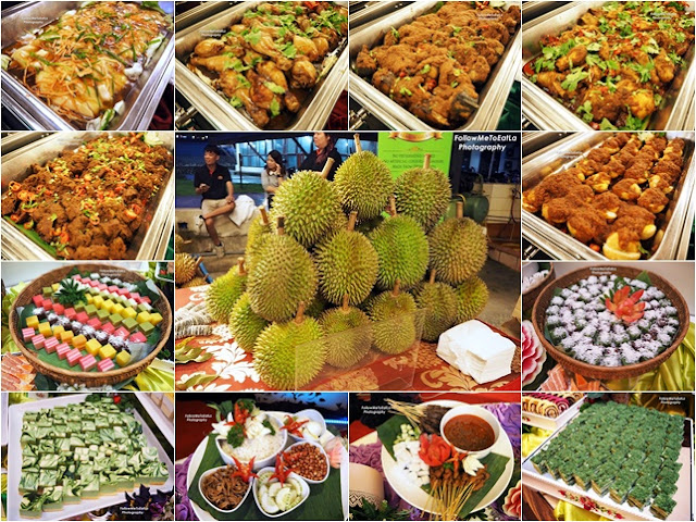 Ramadhan Buffet 2017 Bangi Golf Resort BGR Restaurant At Bandar Baru Bangi