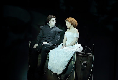 Gounod: Faust - Benjamin Bernheim (Faust), Marina Rebeka (Marguerite) (Photo: Agnese Zeltina (c) Latvian National Opera and Ballet)