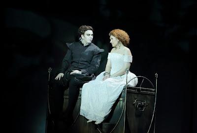 Gounod: Faust - Benjamin Bernheim (Faust), Marina Rebeka (Marguerite) (Photo: Agnese Zeltina (c) Latvian National Opera and Ballet)