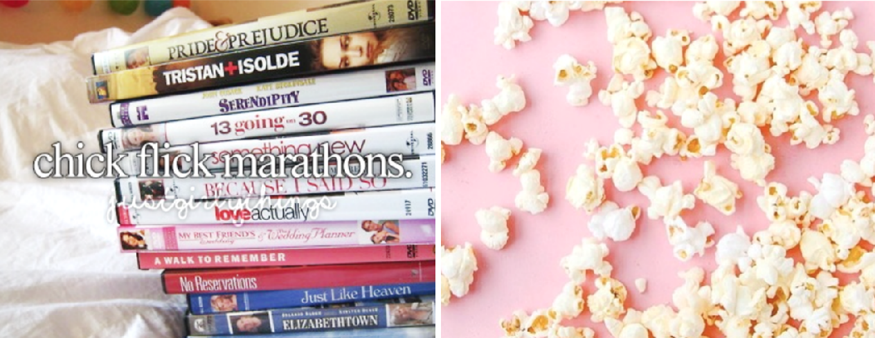 Best chick flicks of all time