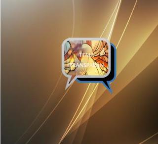 [Download] Aplikasi BBM Transparan Buat Android Terbaru