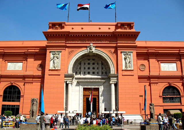 Egyptian Museum, tourist places