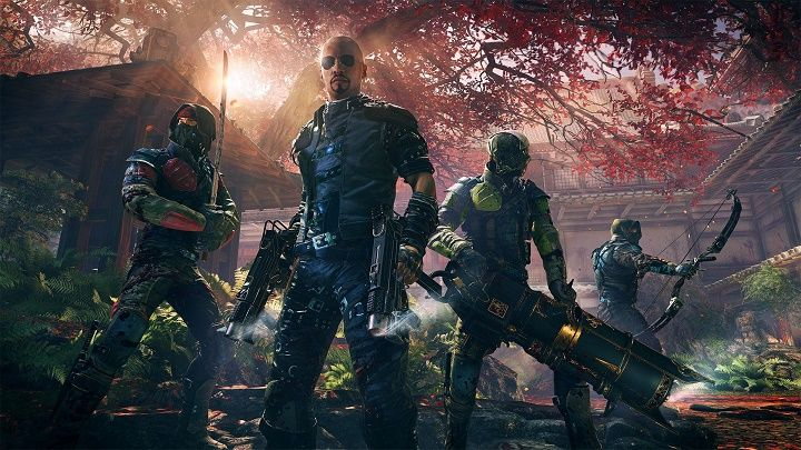 Shadow Warrior 2, Shadow Warrior, слэшер, шутер, игра, slasher, FPS