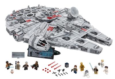 Корабль из Звездных войн, игрушка 2017 года