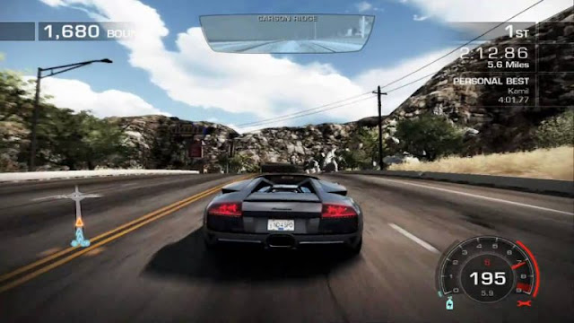 Need For Speed Hot Pursuit 2010 Game Screenshots For PC