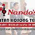Jawatan Kosong di Nando's Chickenland Malaysia Sdn Bhd - 13 Disember 2018