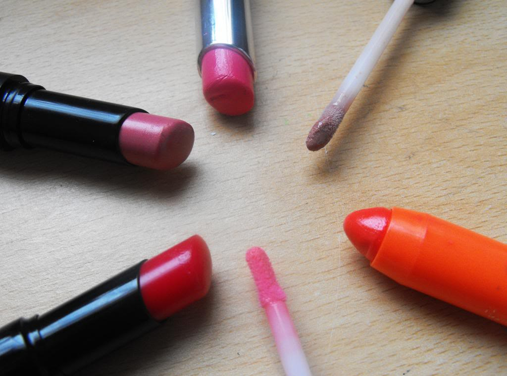 Make Up | Favourite Spring Lip Products