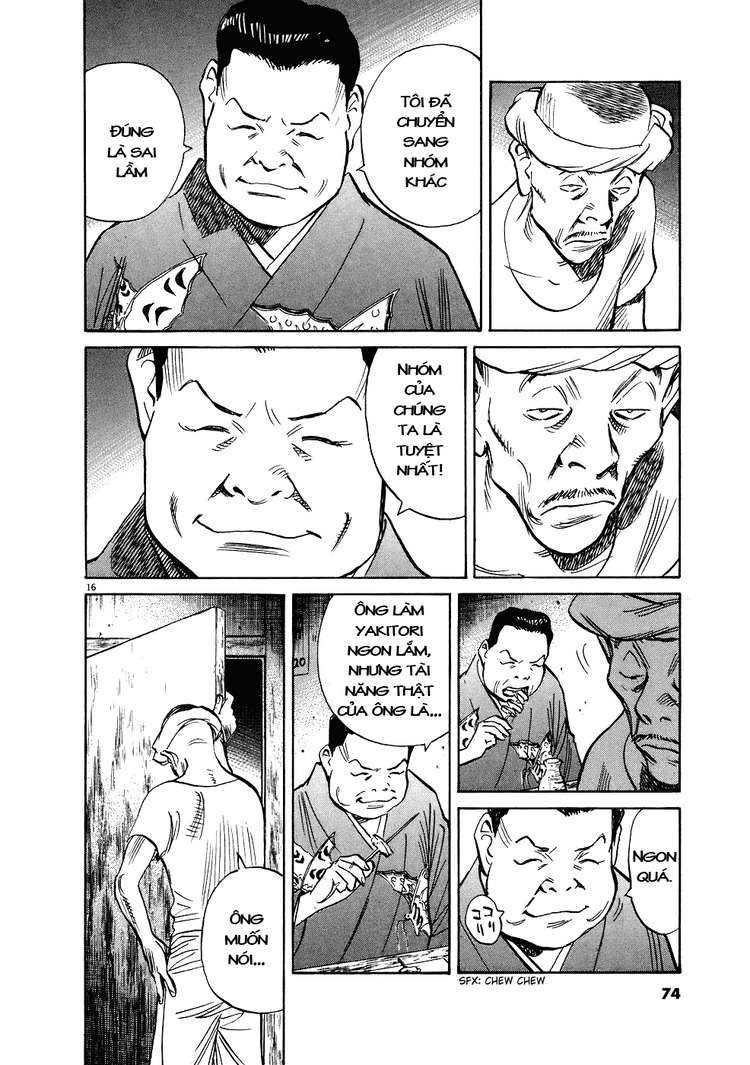 20th Century Boys chapter 240 trang 33