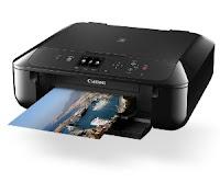 Canon PIXMA MG5760 Printer Driver