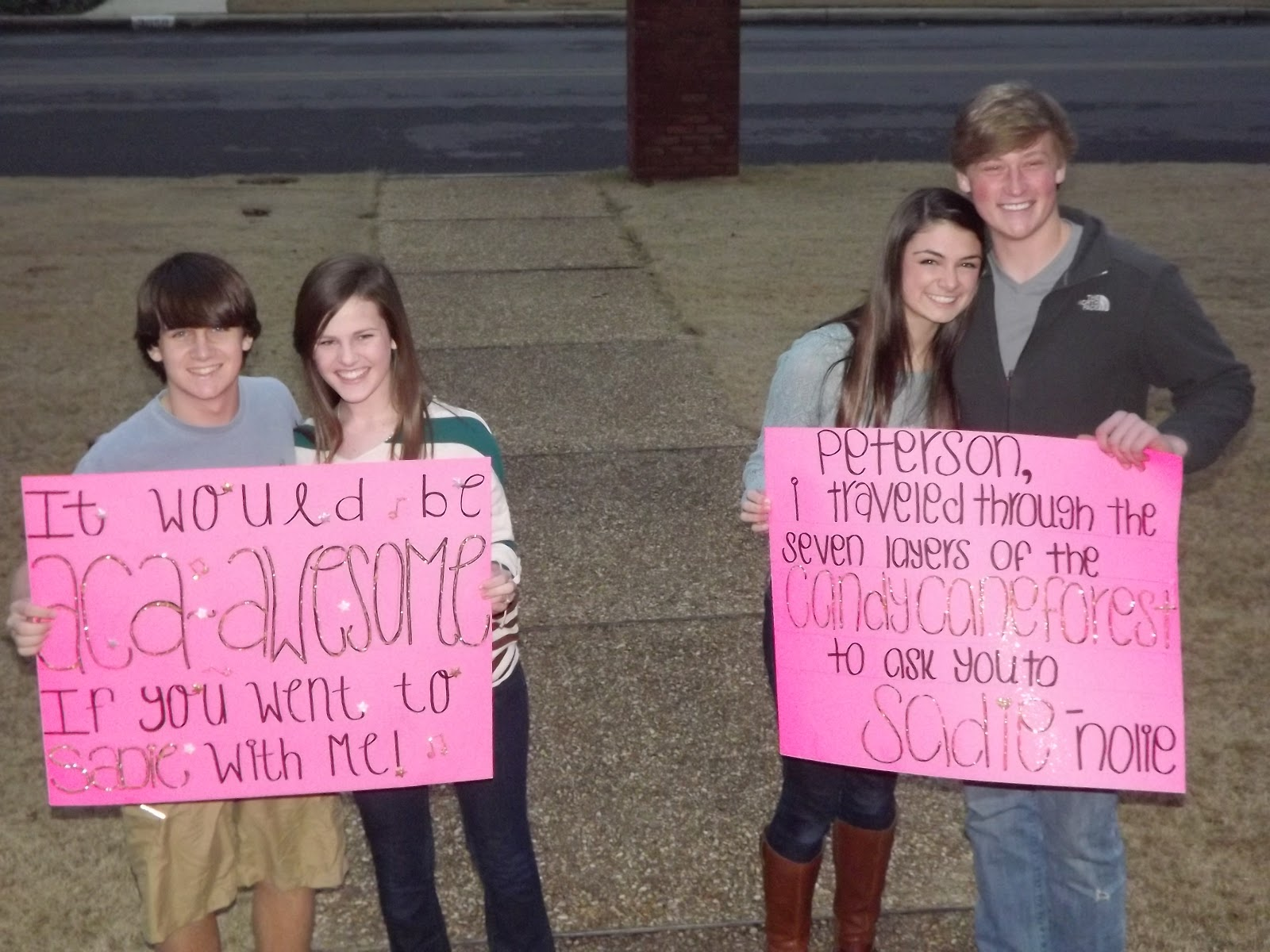 How to ask someone to sadie hawkins