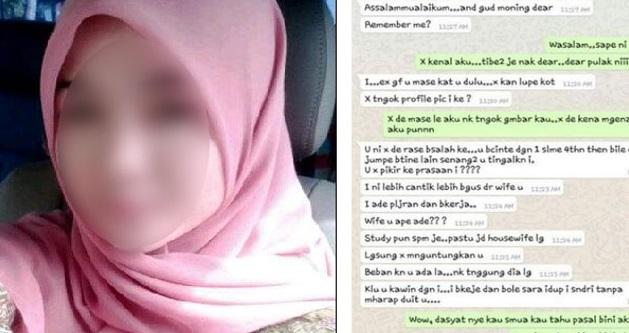 BETINA GAT@L !!! Isteri Baca Whatsapp Suami Dengan Bekas Kekasih….. Tapi Cara Suaminya Balas Memang WIN…!!!