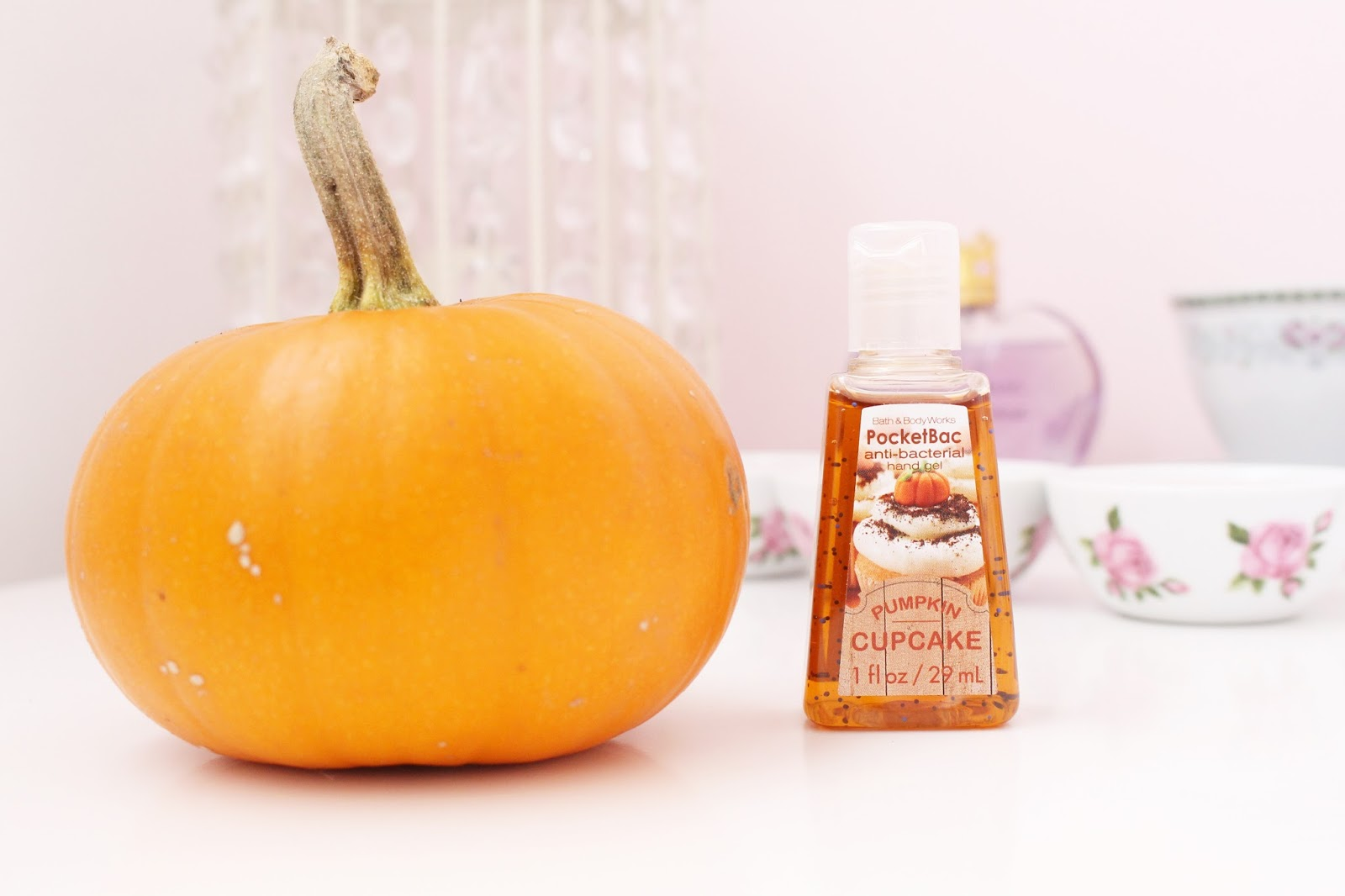 Bath & Body Works Pumpkin Cupcake PocketBac Review